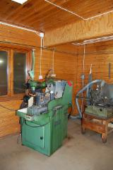 Grinding room for planers