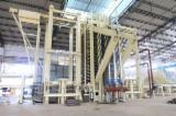 MDF production line/MDF mills/MDF equipment/wood based panel line/used MDF production line