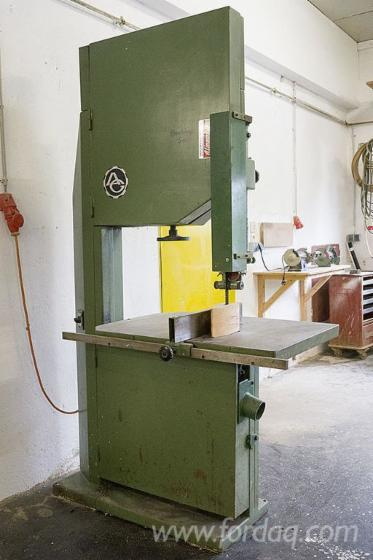Used-Agazanni-1974-Solid-Wood-And-Panel-Sawing-Machines---Other-For-Sale