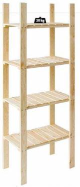 Sprzedaż Hurtowa Meble Kuchenne - Zarejestruj Się Za Darmo Na Fordaq - Regał drewniany