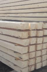 Softwood  Sawn Timber - Lumber - Softwood 125x175 mm, various lengths, dried