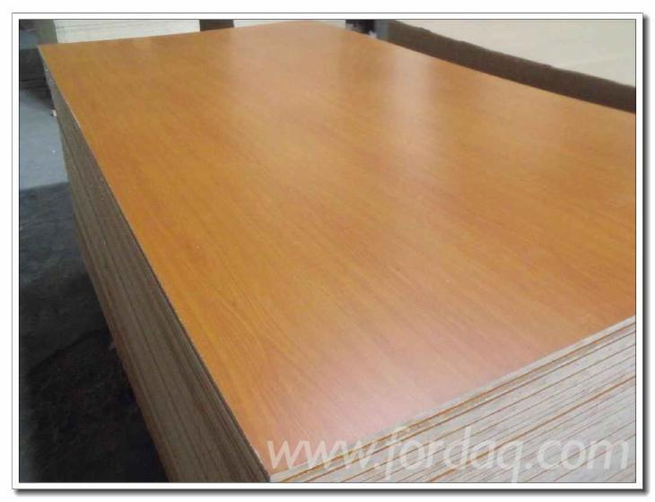 Melamine-paper-faced-MDF-board-with-E2-glue