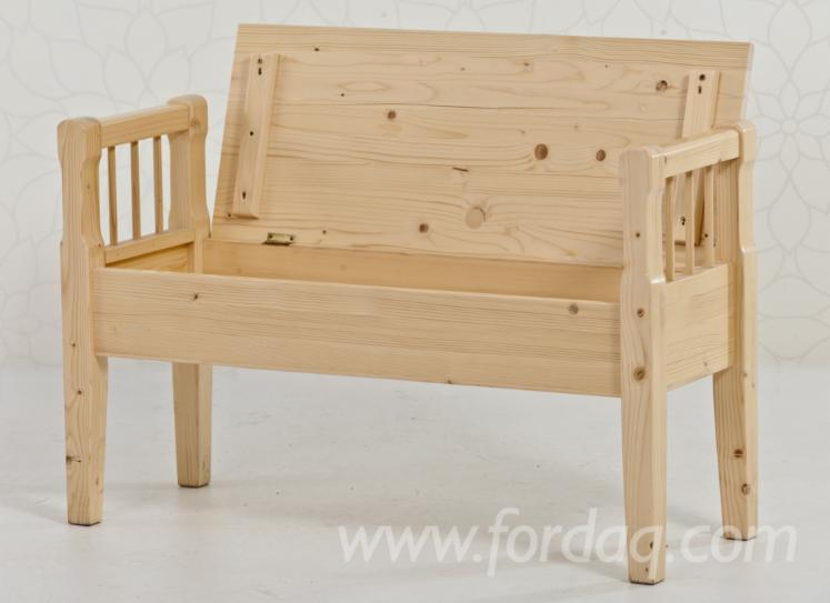 Spruce Bench for bedrooms, living rooms and halls
