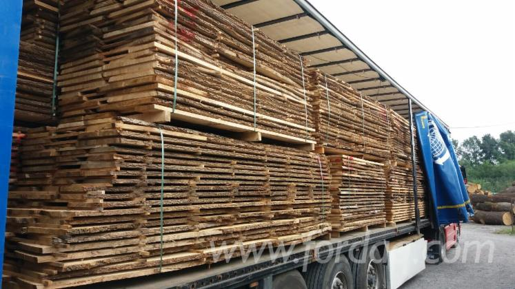 Un-edged-Euro-Oak-Lumber--KD--ABC-mixed