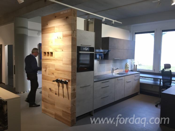 Venta Gabinetes De Cocina Diseño Madera Dura Europea Haya Rumania