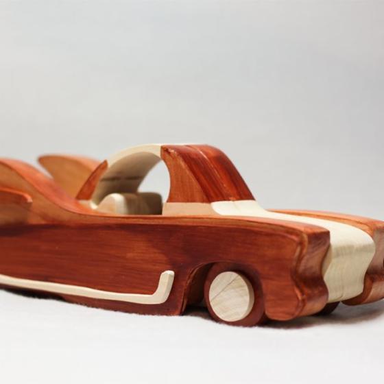 Дерев'яні Іграшки, Дизайн