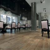 Engineered Wood Flooring - 3-Layer Oak Wood Flooring, One Strip Wide, 15 mm thick