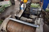 Forstmaschinen Zu Verkaufen - Gantner Seilwinde USW 100/60 mit Koller Laufwagen Wyssen 2,5T mechanisch