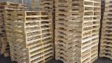 Paletten, Kisten, Verpackungsholz Afrika - Ladepalette, Neu