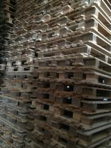Pallets – Packaging Demands - New Pallets CP 1, CP 3, 138 x 1000 x 1200 mm