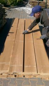 Laubschnittholz, Besäumtes Holz, Hobelware  Zu Verkaufen Polen - Bretter, Dielen, Buche