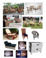 Living Room Furniture - Rattan Living Room Furniture Sets
