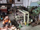 Used MEM Cobra  2000 Double Blade Edging Circular Saw For Sale Spain