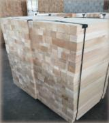 null - Balsa 25 in Glued (Discontinuous Stave)  South American Hardwood from Ecuador, Sur America