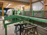 Gebruikt Schmidler S4 2000 Productielijn Dakgeraamte En Venta Frankrijk