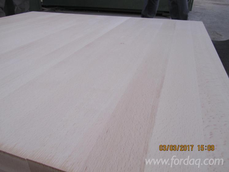 Beech-Solid-Wood-Panels