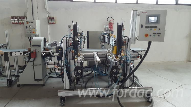 Used-2002-CAMAM-Milling-And-Chamfering-Line-For-Chair