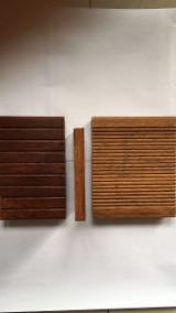 Bamboo Exterior Decking, E4E, Waterproof, 20 x 140 x 2200 mm