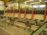 Finden Sie Holzlieferanten auf Fordaq - CL LEGNO AUTOMAZIONI SAS - Gebraucht CL LEGNO 2005 Block- Und Lamellierpresse Zu Verkaufen Italien