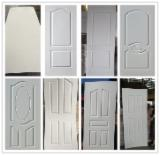 China Mouldings, Profiled Timber - White HDF Door Skin 820 x 2050 x 2.7 mm