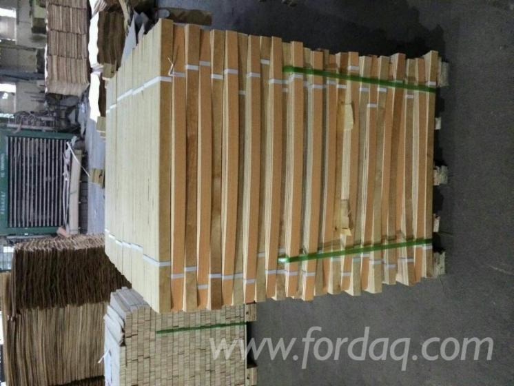 Curved Bed Slat Tinted Or Paper For Bed Making Industry