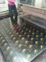 One Time Hot Press Black Film Faced Plywood, 9-25 mm thick