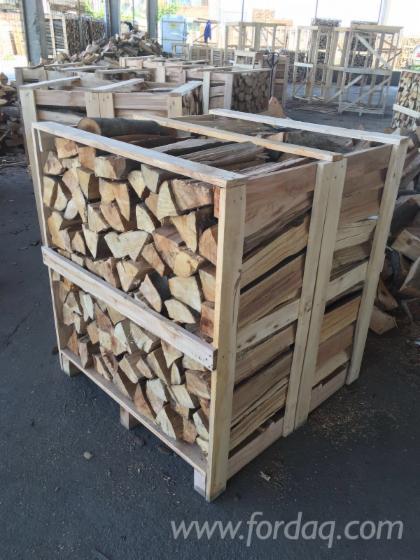 Oak-Beech-Firewood-Cleaved