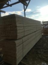 Pallet lumber - Spruce Pallet Elements 78 x 98 x 1000-6000 mm