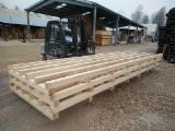 Wood Pallets - Protective Crates and Pallets, 300 x 1200 x 4000 mm