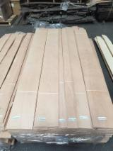 Beech Natural Veneer, Flat cut - plain, 0.52 mm thick
