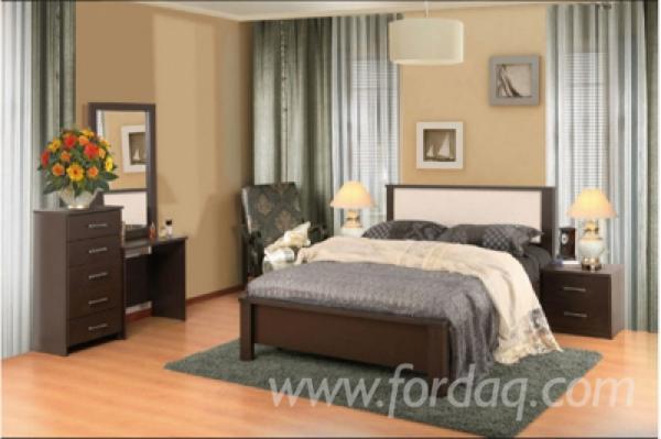 Cherry-wood-natural-Bedroom