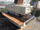 Used OGAM PD-280 2000 Gang Rip Saws With Roller Or Slat Feed For Sale Romania