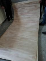 Keruing Flexible Plywood, 2 - 25 mm thick