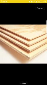Plywood Demands - Elliotis Pine  A;  B;  C Natural Plywood