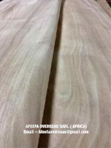 Шпон Мебельные Щиты И Плиты Африка - Окоуме , Шпон Лущенный