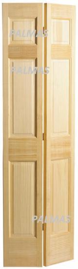Vertical Grain Clear Pine Doors, Matching Bifolds