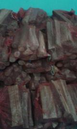 Firewood, Pellets And Residues - Rubberwood Cleaved Firewood From Asia for sale