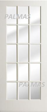 Doors, Windows, Stairs China - Primed French Interior Doors