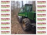 Forest & Harvesting Equipment For Sale - Used harvester John Deere 1270D / in GERMANY