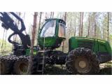 Лісозаготівельна Техніка - Харвестер John Deere 1170 E Б / У 2010 Фінляндія