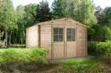 Wood Houses - Precut Timber Framing Pine Pinus Sylvestris - Scots Pine For Sale - Garden cabins