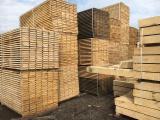 Laubschnittholz, Besäumtes Holz, Hobelware  Zu Verkaufen Polen - Bretter, Dielen, Eiche, FSC