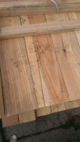 Larch Sawn Lumber, 25; 30; 40; 50 mm thick
