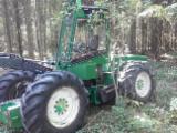 Forstmaschinen Harvester - Forstmaschinen