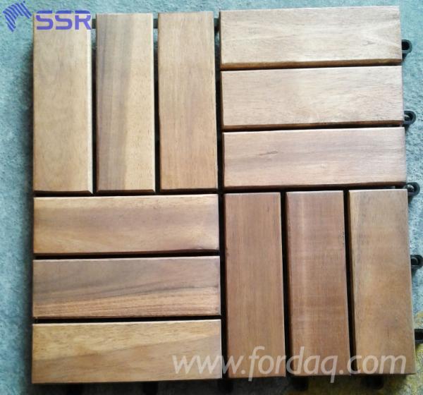 Vendo piastrelle di legno per giardino latifoglie europee - Piastrelle tipo legno ...
