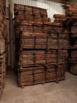 毛边材-圆木剁, 橡木