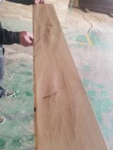 Deep Brushed 3-Layer Oak Flooring, 15 mm thick