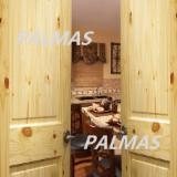 Готові Вироби (Двері, Вікна І Т.д.) - Південноамериканська Деревина М'яких Порід, Двері, Деревина Масив, Elliotis Pine