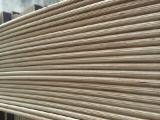 Wood Components For Sale - Flat Bed Slat/Bent Lvl Bed Slat, FSC