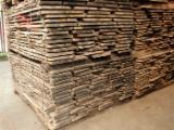 Laubholz  Blockware, Unbesäumtes Holz Zu Verkaufen Belgien - Blockware, Eiche